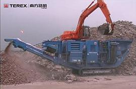 J1160 Tracked Mobile Jaw Crusher